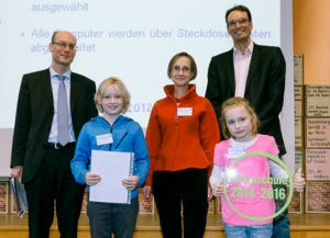 "DEU,HH,27.11.2013, Wiederverleihung ""Gütesiegel Klimaschule"" im LI . [(c),alle Rechte bei : MARKUS SCHOLZ , Lindenstrasse 2D , D 22941 Bargteheide"