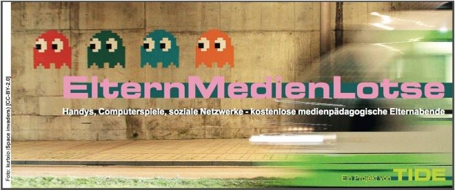 """Medienlotsen-Elternabend """"Kinder und Fernsehen"""""""