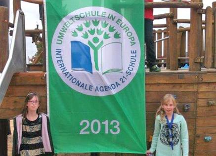 Umweltschule in Europa 2013
