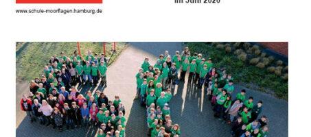 Schülerzeitung Moorgenpost Juni 2020